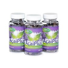 Acai Berry PLUS tè verde PERDITA DEL PESO PILLOLE 180 capsule EVOLUTION Slimming