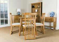 Square Modern Table & Chair Sets with Extending