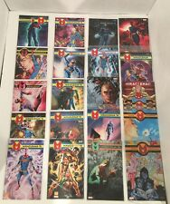 LOT OF 24 MIRACLEMAN /MARVEL #1-20 + TOTAL ECLIPSE #1-5 COMPLETE SETS (-2)