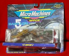 Babylon 5 Micro-Machines, series 2, New in the Box