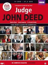 Judge John Deed Collection 23 Episodes - 14 discs DVD Box Set New Sealed