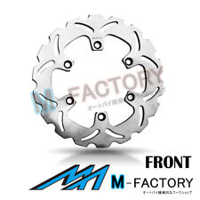 Front Brake Disc Rotor x1 Fit HONDA CBR 125R 03-11 04 05 06 07 08 09 10 11