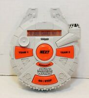 STAR WARS Catch Phrase HASBRO Electronic Handheld Party Game Millenium Falcon