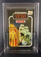 1983 Vintage Kenner Star Wars Sealed ROTJ Stormtrooper MOC - 77 Back