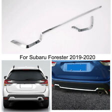 Rear Bottom Bumper Protector Cover Trim For Subaru Forester 2019-2020