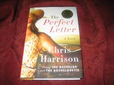 The Perfect Letter by Chris Harrison (2015, Hardcover) signed