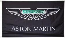 Aston Martin Flag Black 3X5Ft Banner Us Seller