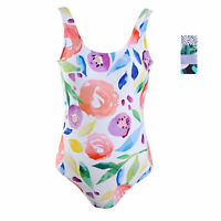 Women One Piece Swimsuit Bathing Suit Chlorine Resistant Sport Summer Swimwear