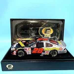 2001 Ricky Rudd Havoline Bud Shootout 1/24 Action RCCA Elite NASCAR Diecast #28