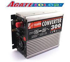 TELWIN CONVERTER 300 TRASFORMATORE DI CORRENTE  12V-230V