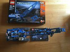 LEGO Technic Seilbagger (42042) von 10 - 16 Jahre mit Motor und Bauanleitung