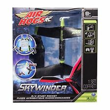 NEW AIR HOGS SKYWINDER RC REMOTE CONTROL STUNT ROCKET