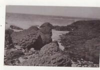 Lord Antrims Parlour Giants Causeway N Ireland Vintage Tuck Postcard 422a