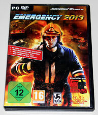 EMERGENCY 2013 - PC DVD - ALLE INHALTE VON EMERGENCY 2013 DELUXE & MEHR