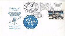 1972 Apollo 16 Moon Landing NASA