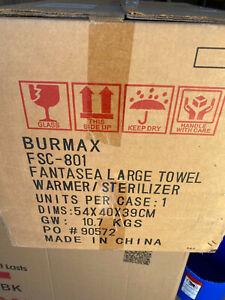 BURMAX FANTASEA LARGE TOWEL WARMER & STERILIZER FSC-801