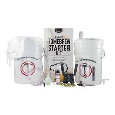 5 Gallon Homebrew Starter Kit ~ Beer, Wine, Cider, Moonshine Brewmaster