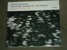 Hilliard Ensemble Thomas Tallis Christopher Tye John Sheppard Audivi Vocem ECM