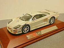 Saleen S7R In Chrome effect 1/43rd Scale