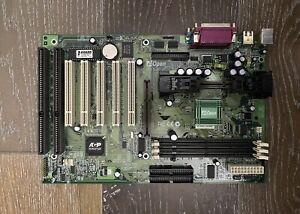 AOPEN AX63 SLOT 1 SDRAM ISA PCI VIA Apollo Pro Plus 48.87875.013 Motherboard