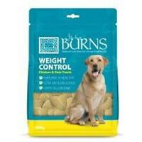 Burns Weight Control Treats 200g Chicken & Oats Dog Treats - x Natural
