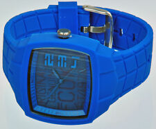FCUK French Connection Men's Watch Silicone Quartz Wrist Watch Blue fc1129u