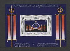 Grenada Grenadines - 1977, Silver Jubilee sheet - MNH - SG MS218