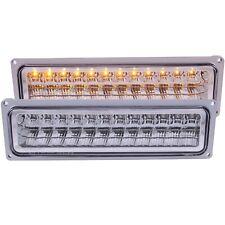 ANZO LED PARKING LIGHTS CHROME FITS 1988-1998 CHEVROLET C1500 511048