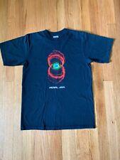 Pearl Jam Binaural Concert T Shirt 2000 Tour Size Small Men's Women's Unisex