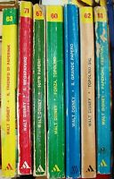 CLASSICI WALT DISNEY prima serie numeri vari  vedi lista