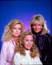 GENIE FRANCIS DONNA MILLS LINDA EVANS BARE ESSENCE '82 CBS TV PHOTO TRANSPARENCY