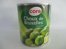 Cora Rosenkohl Choux Bruxelles Füllmenge 800 g / ATG 530g