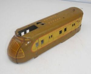 Marx M10000 Union Pacific Engine - Shell Only