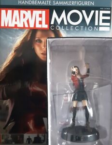 Marvel Movie Collection #20 Scarlet Witch Figurine (Avengers: Age of Ultron
