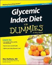 Glycemic Index Diet For Dummies by Reffetto, Meri