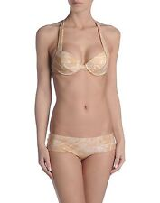 NWT CHLOE Donna Mare 44 III M bikini  SOLD OUT swimsuit 2PC underwire tan runway