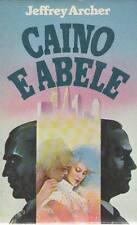 CAINO E ABELE - JEFFREY ARCHER    ED. CDE 1982