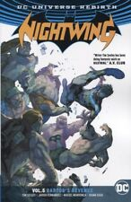 NIGHTWING TPB VOL 5 RAPTORS REVENGE REBIRTH REPS #30-34 NEW/UNREAD