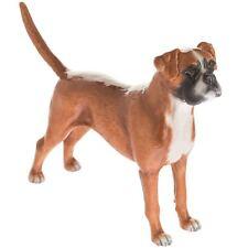 John Beswick JBD105 Boxer Fawn Dog Figurine