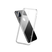 Clear Case For iPhone 12 Pro Max Mini Protector Shockproof Silicone Back Cover