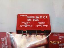 *Lot Of 2* Gordos / Crouzet Relay Input Output Module , Sm-Odc5