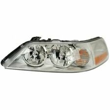 2003-2004 Lincoln Town Car Driver Side Headlamp Head Light Assembly FR371-B001L