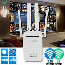 Pix-link Lv-wr09 Wireless WiFi Router Wi-fi Ripetitore Booster Extender 220-240v