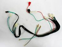 Wire Wiring Harness Loom + Light Wire 110c 125cc 140cc PIT PRO Trail Dirt Bike