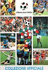 COLLEZIONE UFFICIALE MONDIALI CALCIO ITALIA 90'  SPL