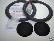 """JBL Decade L26 L36 10"""" Woofer Foam Kit - Speaker Repair - FREE SHIPPING!"""