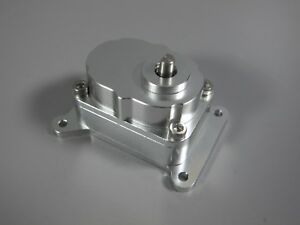 Add-On Speed Reduction 4:1 Transmission Gear Box Tamiya 1/14 King Grand Hauler