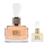 Norell Blushing Eau De Perfume Spray 3.4oz New York 0.25oz Fragrance Set