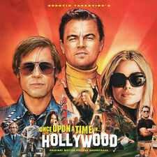 ONCE UPON A TIME IN... HOLLYWOOD PRESALE NEW BLACK VINYL 2LP OUT 18th OCTOBER