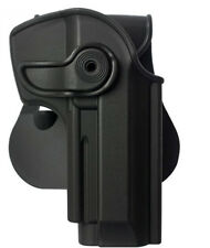 Z1260 IMI Defense Black Right Hand Holster for Taurus PT92 & 92 with Rails -U